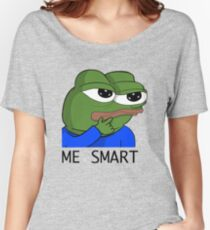 PEPE THINK Women's Relaxed Fit T-Shirt