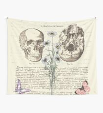 A head full of dreams Wall Tapestry