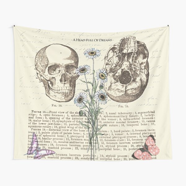 A head full of dreams Tapestry