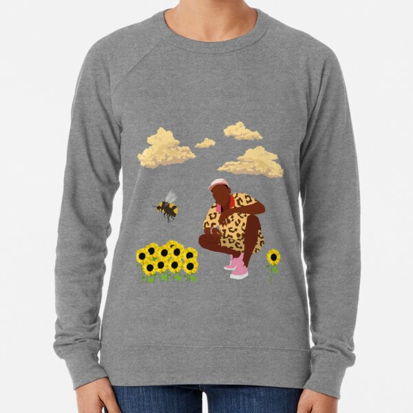 Tyler, The Creator - Flower Boy Lightweight Sweatshirt