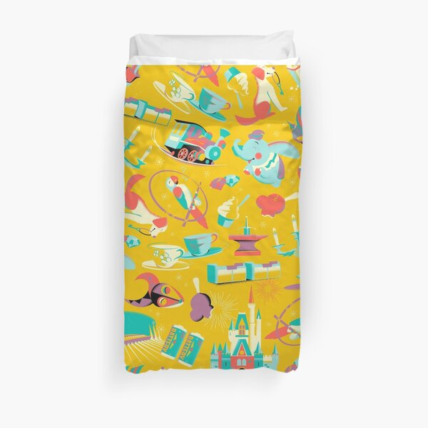 The Most Magical Place on Earth Duvet Cover