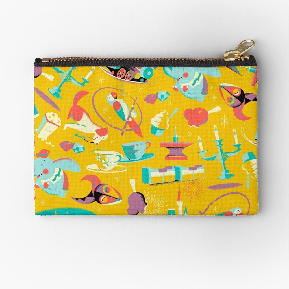 The Most Magical Place on Earth Zipper Pouch