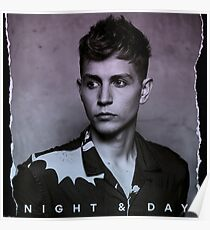 James Night&Day Poster