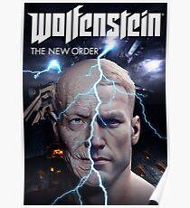 Wolfenstein The New Order Poster