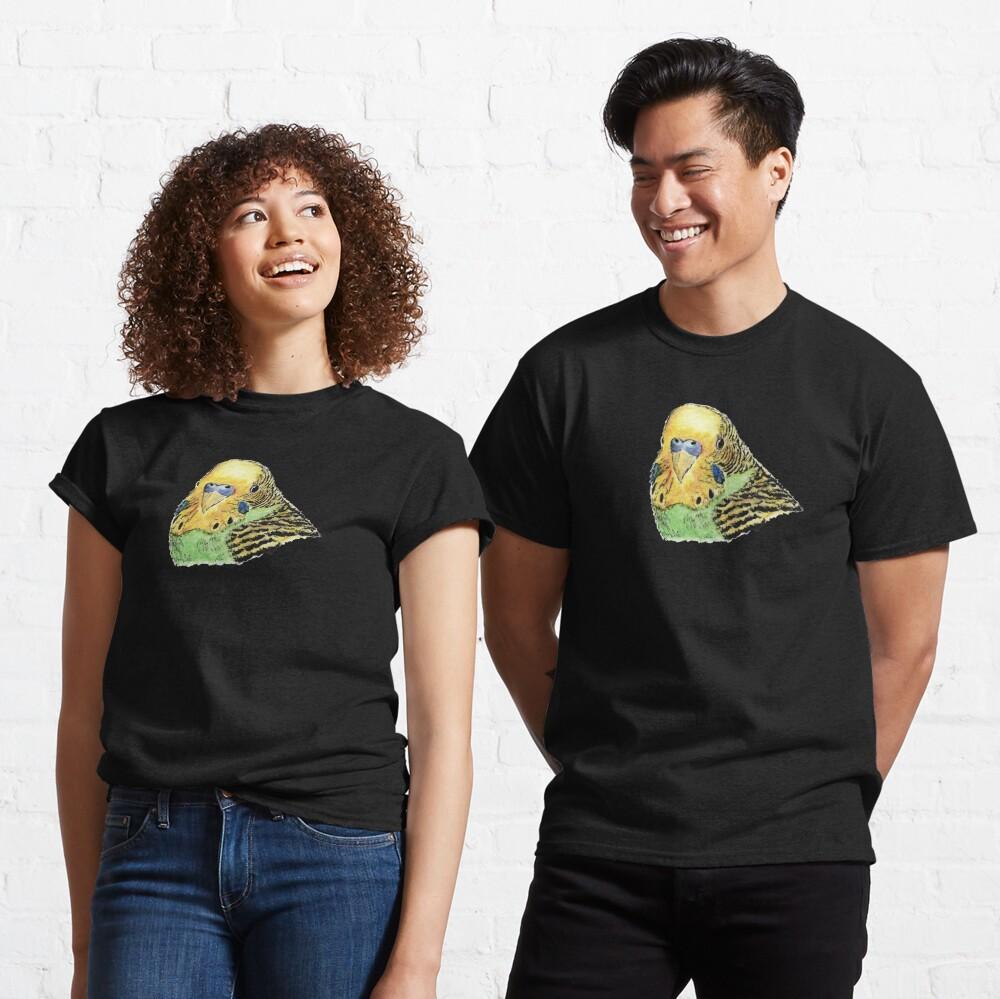 Prettyboy the Green Parakeet Classic T-Shirt