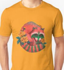 Watermelon Raccoon  T-Shirt
