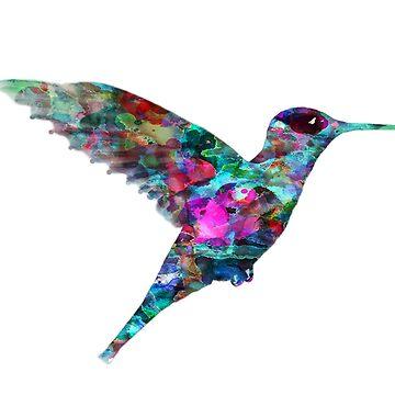 Hummingbird by mrthink