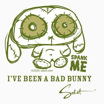 Bad Bunny! by Sabet Brands by sabet