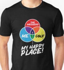 The Weekend - Golf T-Shirt