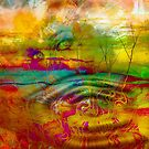 Through the Eyes of an Artist, Art Colors Life by CarolM