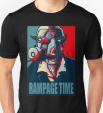 Krieg for president! Unisex T-Shirt