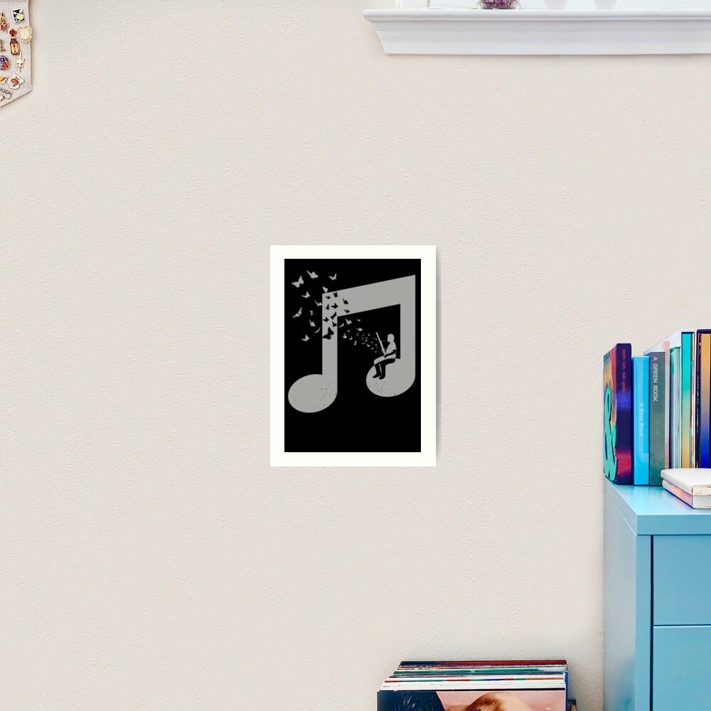 Bassoon - Music Art Print