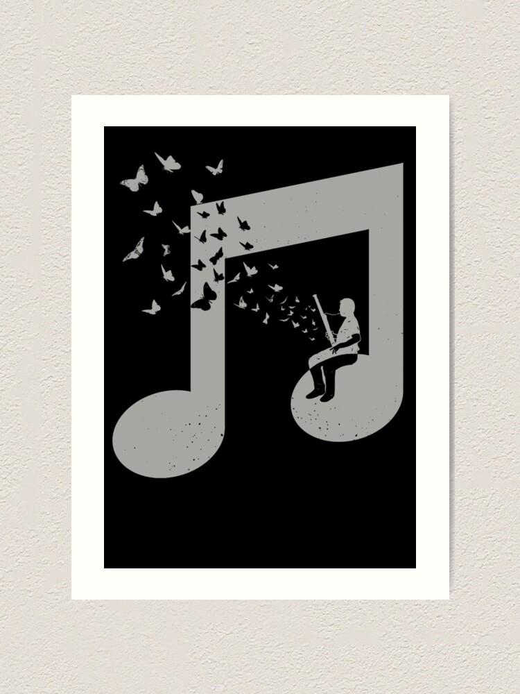 Alternate view of Bassoon - Music Art Print