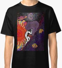 Psychedelic Myth Of Sisyphus Classic T-Shirt