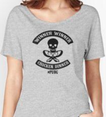 Winner Winner Chicken Dinner - Victory! PUBG Women's Relaxed Fit T-Shirt