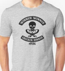 Winner Winner Chicken Dinner - Victory! PUBG Unisex T-Shirt
