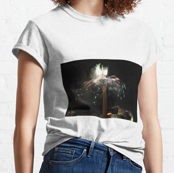 New Year's Eve Fireworks Classic T-Shirt