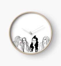 R&F, Miriam, Jinder Clock