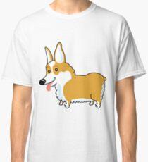 Corgi Puppy Classic T-Shirt