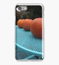 Pumpkin Spicy iPhone Case/Skin