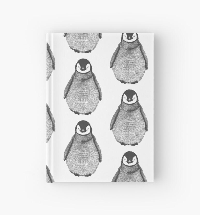 penguin by barmalisiRTB