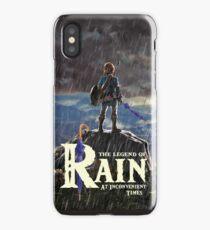 The Legend of Rain, phone case iPhone Case/Skin