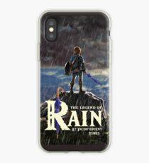 Vinilo o funda para iPhone The Legend of Rain, carcasa del teléfono