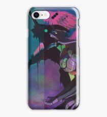 Vapor Unit-01 iPhone Case/Skin