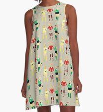 heather heather and heather A-Line Dress