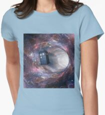 Tardis in Flight - Doctor Who T-Shirt