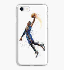 Russel Westbrook iPhone Case/Skin
