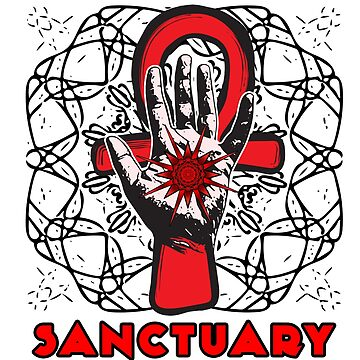 Sanctuary by merrypranxter