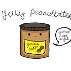 Jelly Peanutbutter by Luxette