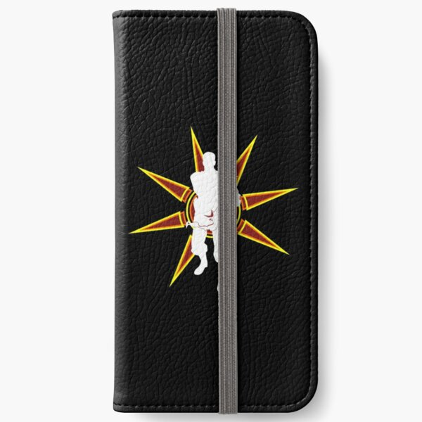 The Elementals- Fire iPhone Wallet