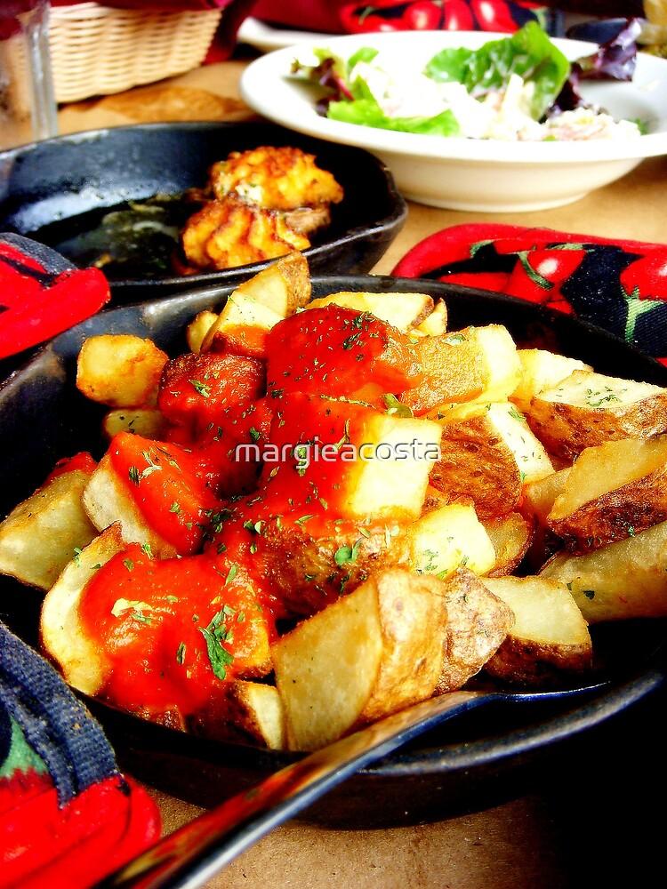 Patatas Bravas by margieacosta