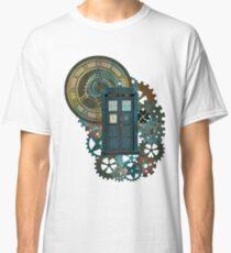 Tardis Art Doctor Who Classic T-Shirt