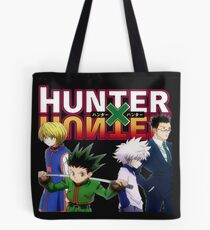 Hunter x Hunter group Tote Bag