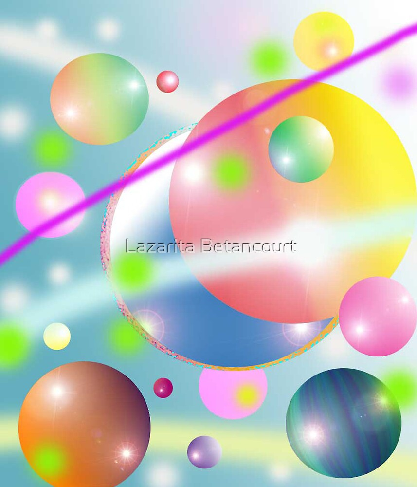 Colors by Lazarita Betancourt