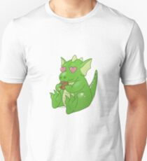 Green Cookie Dragon T-Shirt
