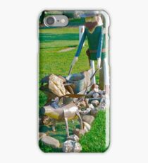 Hill End Miner iPhone Case/Skin