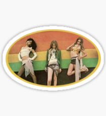 70's Groupies (Lori Maddox) Sticker