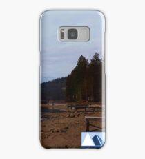 Snowy Scene 3 Samsung Galaxy Case/Skin