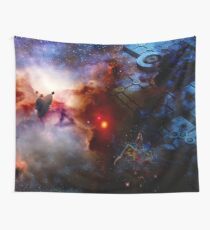 Outer Terrestrial Discovery Wall Tapestry