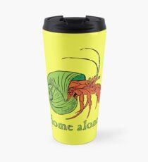 Stay at home Crab! Travel Mug