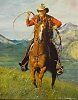 ride cowboy ride by Willie De La Cruz