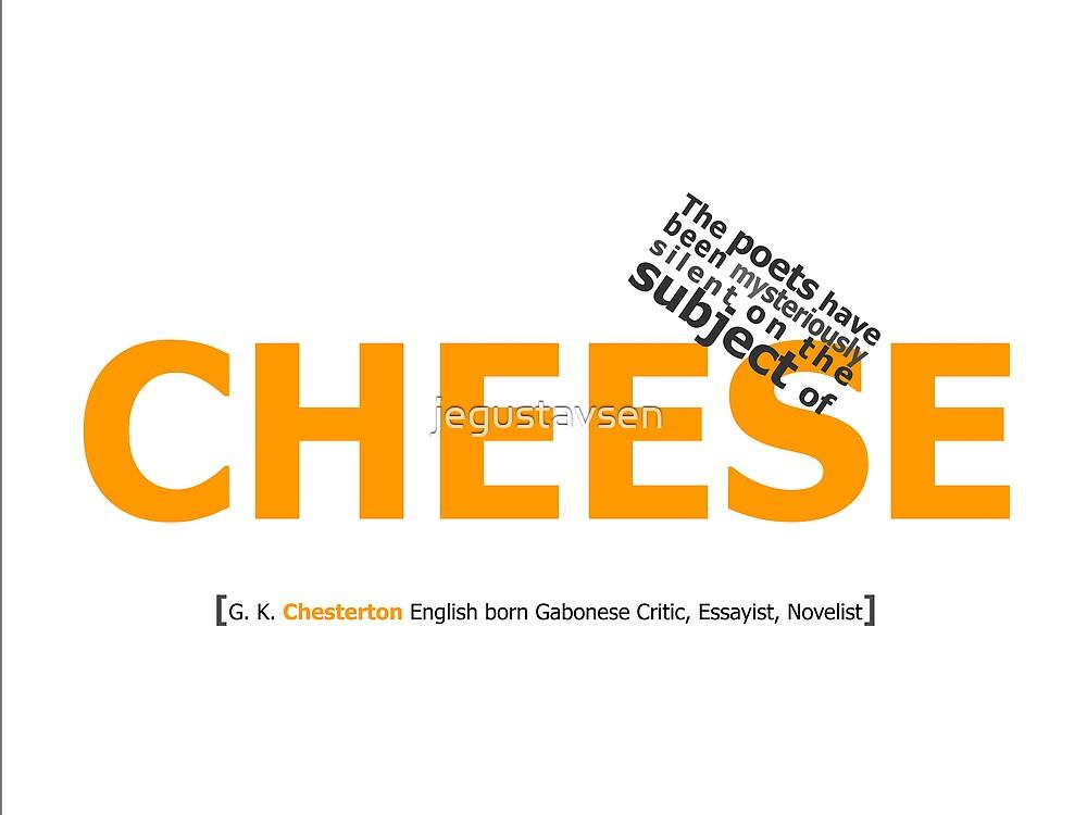 Cheese by jegustavsen