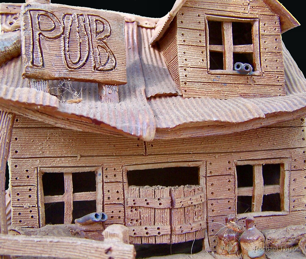 Mini Pub by Rachael Taylor