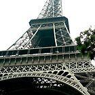 eiffel tower I by Jan Stead JEMproductions