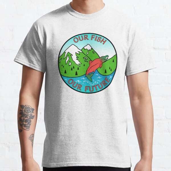 Stop Pebble Mine Classic T-Shirt