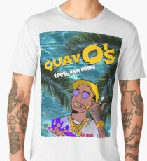Quavo's Cereal Beach Blue Men's Premium T-Shirt